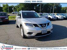 2016_Nissan_Rogue_SV_ Asheboro NC