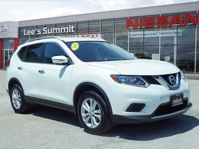 2016 Nissan Rogue SV CERTIFIED Lee's Summit MO