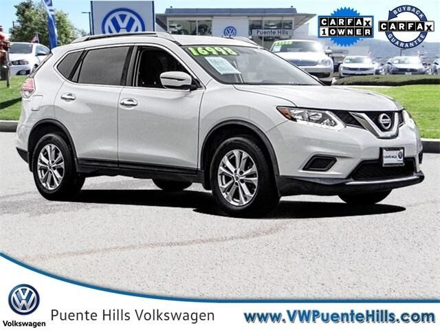 2016 Nissan Rogue SV City of Industry CA