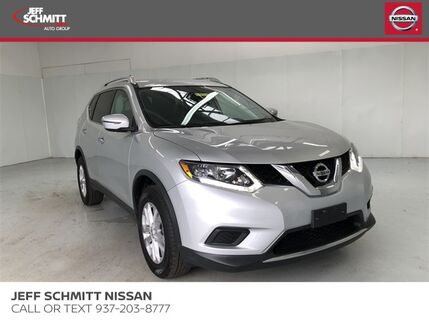 2016_Nissan_Rogue_SV_ Dayton area OH