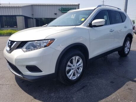 2016 Nissan Rogue SV Fort Wayne Auburn and Kendallville IN