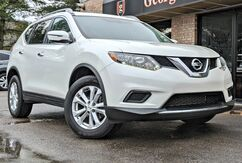 2016_Nissan_Rogue_SV_ Georgetown KY