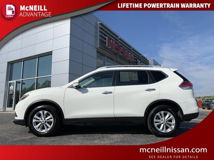 2016 Nissan Rogue SV High Point NC
