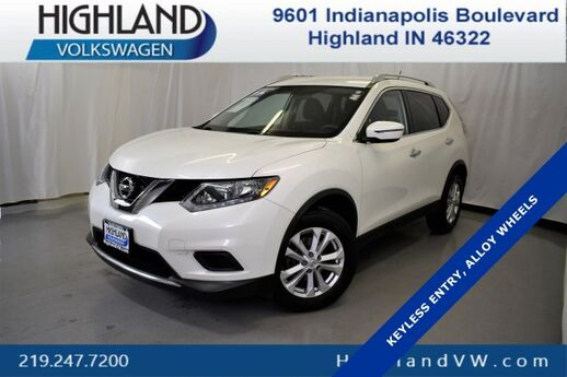 2016 Nissan Rogue SV Highland IN