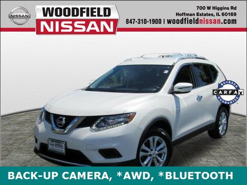 2016_Nissan_Rogue_SV_ Hoffman Estates IL