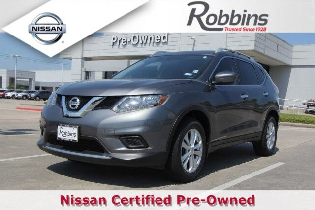 2016 Nissan Rogue SV Houston TX