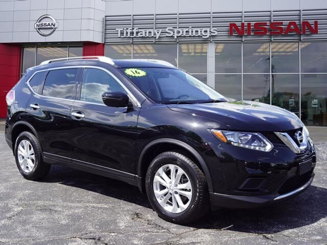2016 Nissan Rogue SV Kansas City MO