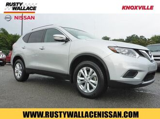 2016_Nissan_Rogue_SV_ Knoxville TN