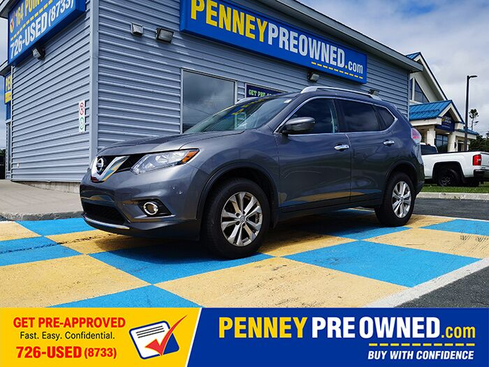 2016 Nissan Rogue SV Mount Pearl NL