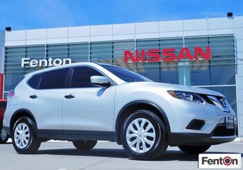 2016_Nissan_Rogue_SV NISSAN CERTIFIED - ONE OWNER - LOCAL TRADE_ Ardmore OK