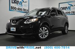 2016_Nissan_Rogue_SV PREMIUM AWD 70K NAV REAR CAM BSM LDW FCW HTD SEATS KEYLESS GO BT_ Houston TX