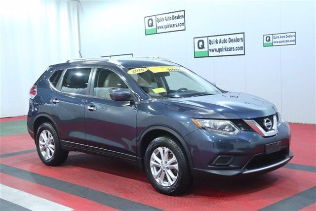 2016 Nissan Rogue SV Quincy MA