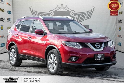 2016 Nissan Rogue SV, TECH, NO ACCIDENT, NAVI, 360 CAM, B.SPOT, PANO ROOF Toronto ON
