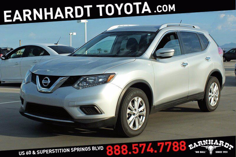 2016 Nissan Rogue SV *WELL MAINTAINED* Mesa AZ
