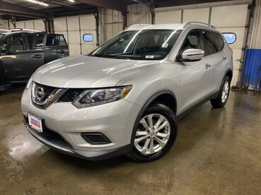 2016_Nissan_Rogue_SV_ Worcester MA