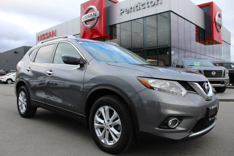 2016 Nissan Rogue SV with Sunroof Penticton BC