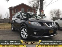 2016_Nissan_Rogue_SV$88WkBackUpPanoRoofBluetoothLowKMAWD_ London ON