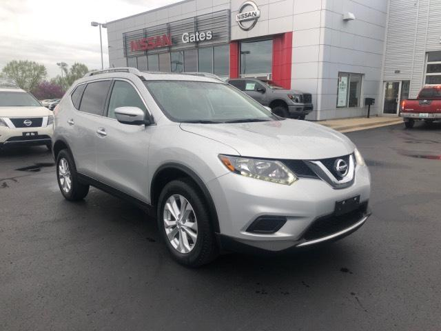 2016 Nissan Rogue WITH MOONROOF Lexington KY