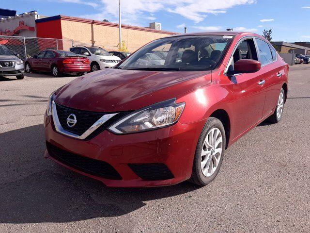 2016 Nissan Sentra 1.8 SV   AUTO   B-UP CAM   BLUETOOTH Calgary AB