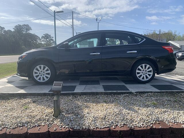 2016 Nissan Sentra 4d Sedan SV Virginia Beach VA