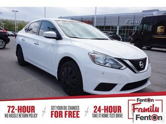 2016_Nissan_Sentra_FE+ S_ Knoxville TN