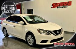 2016_Nissan_Sentra_FE+ S_ Central and North AL
