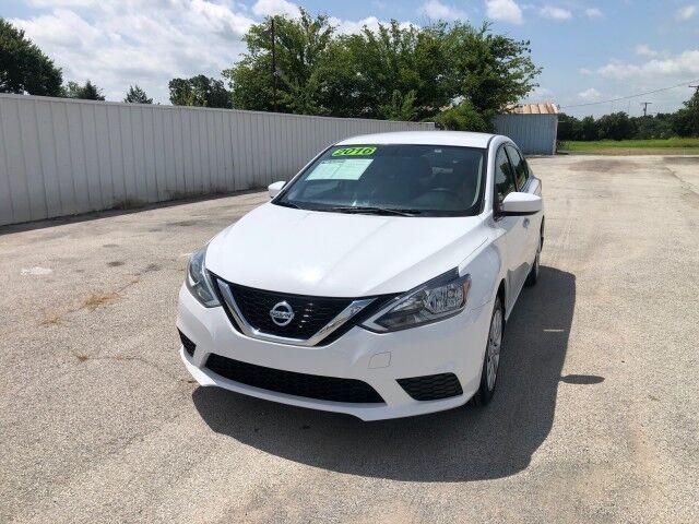 2016 Nissan Sentra FE+ S Gainesville TX