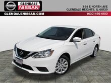 2016_Nissan_Sentra_FE+ S_ Glendale Heights IL