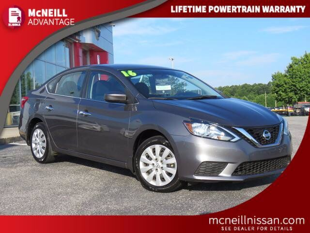 2016 Nissan Sentra FE+ S High Point NC