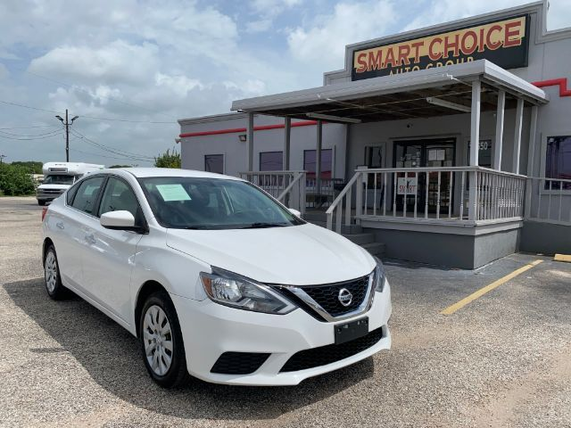 2016 Nissan Sentra S CVT Houston TX