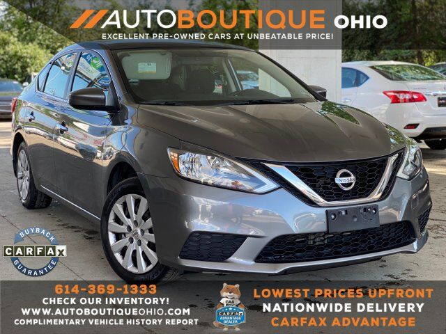 2016 Nissan Sentra S Columbus OH