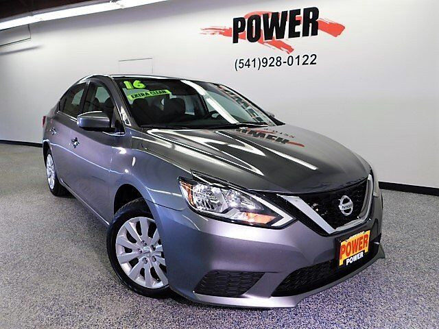 2016 Nissan Sentra S Corvallis OR