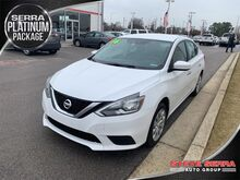 2016_Nissan_Sentra_S_ Decatur AL