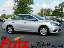 2016_Nissan_Sentra_S_ Fishers IN