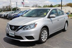 2016_Nissan_Sentra_S_ Fort Wayne Auburn and Kendallville IN
