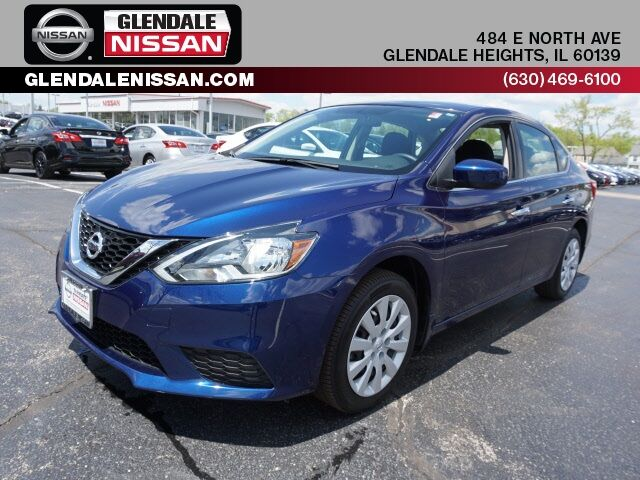 2016 Nissan Sentra S Glendale Heights IL