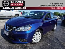 2016_Nissan_Sentra_S_ Glendale Heights IL