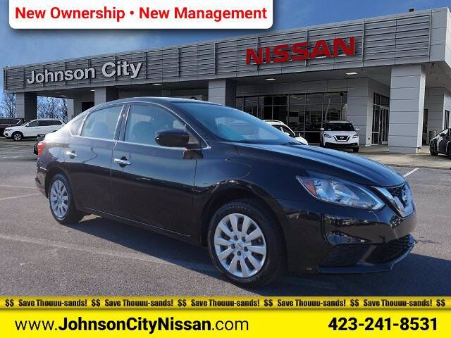 2016 Nissan Sentra S Johnson City TN