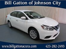 2016_Nissan_Sentra_S_ Johnson City TN