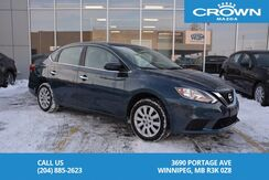 2016_Nissan_Sentra_S *Local/No Accidents/One Owner*_ Winnipeg MB
