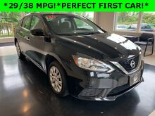 2016_Nissan_Sentra_S_ Manchester MD