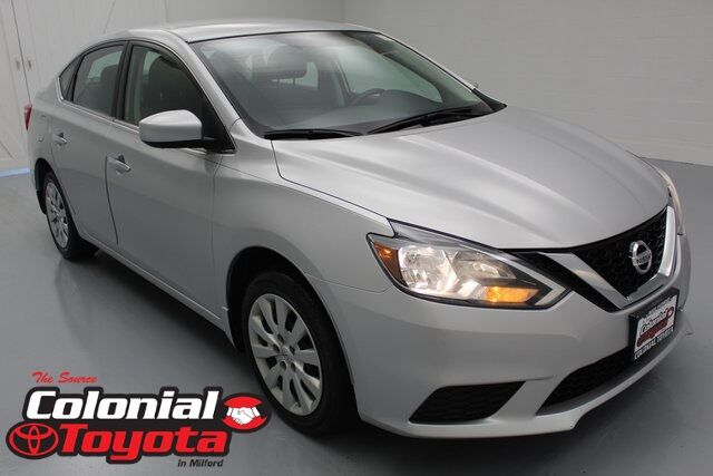 2016 Nissan Sentra S Milford CT
