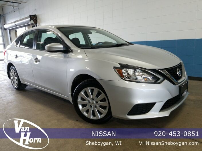 2016 Nissan Sentra S Plymouth WI