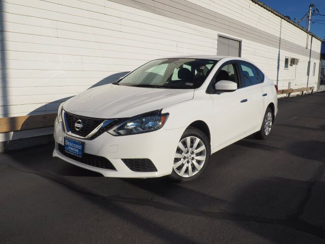 2016 Nissan Sentra S Portsmouth NH