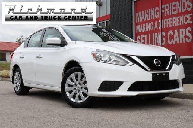 2016 Nissan Sentra S Richmond KY