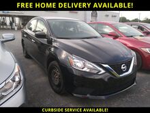 2016_Nissan_Sentra_S_ Watertown NY
