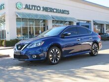 2016_Nissan_Sentra_SR, HEATED FRONT SEATS, BLUETOOTH CONNECTION, BACK UP CAMERA_ Plano TX