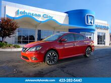 2016_Nissan_Sentra_SR_ Johnson City TN