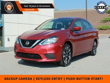 2016_Nissan_Sentra_SV_ Gainesville GA