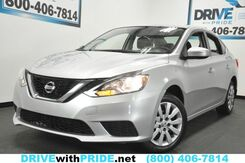 2016_Nissan_Sentra_SV 26K REAR CAM VOICE CONTROLS BLUETOOTH KEYLESS IGNITION_ Houston TX